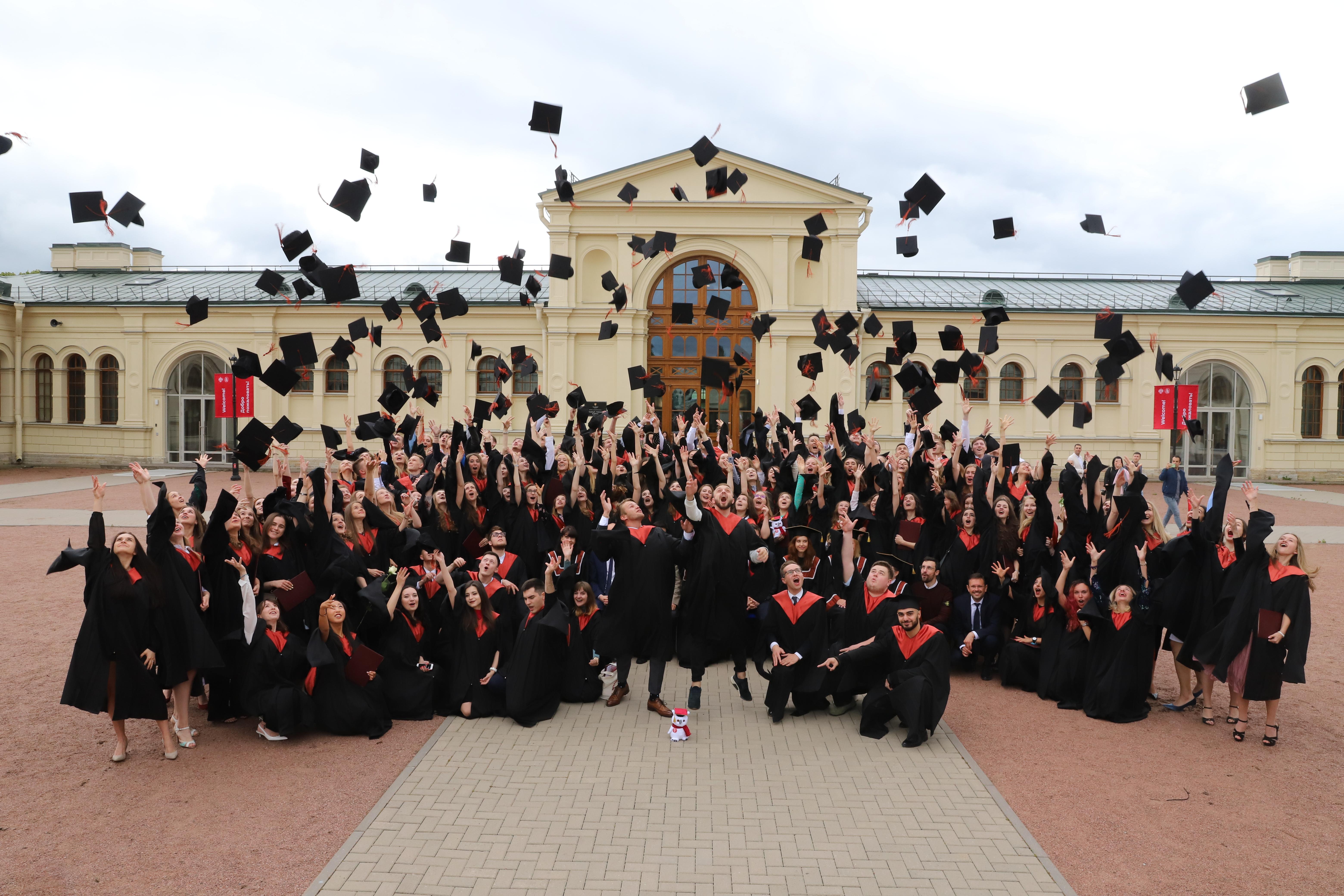 ВШМ СПбГУ, выпускники, магистратура, бакалавриат