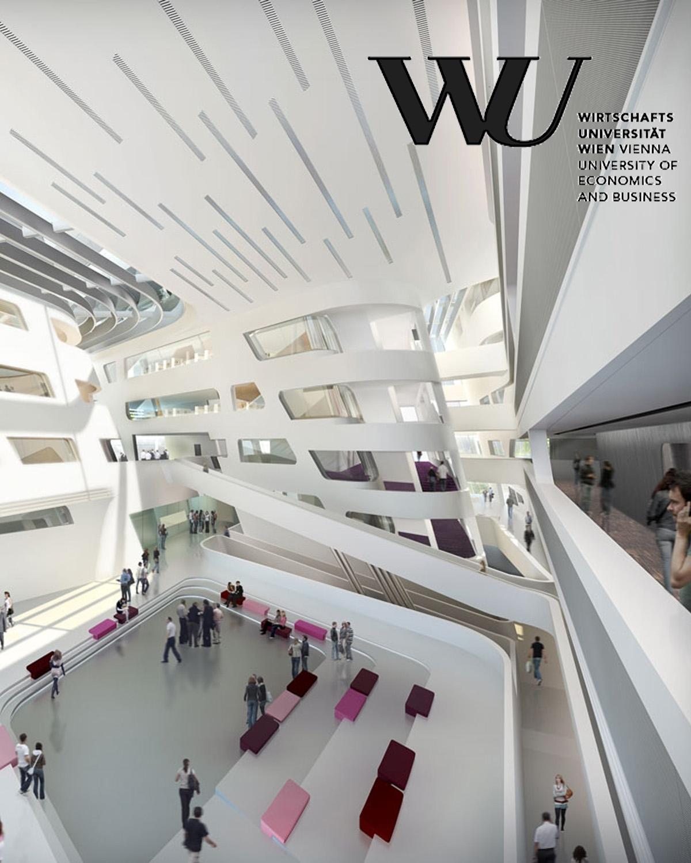 Программы магистратуры ВШМ по модели два диплома  Венский университет экономики и бизнеса насчитывая более 23 000 студентов является одним из крупнейших университетов Европы специализирующихся на